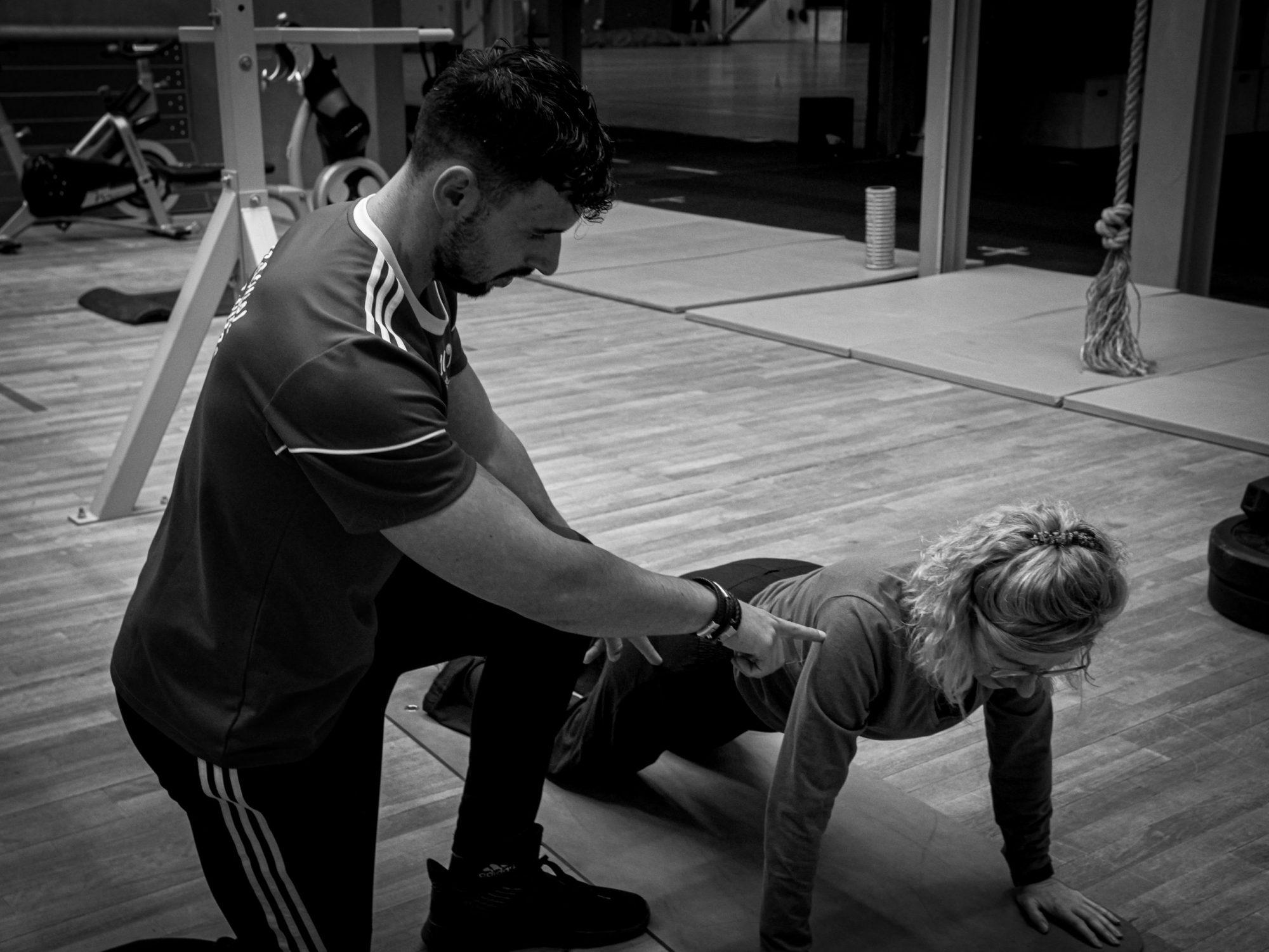 110 % Training & Coaching